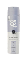 8x4 Anti-Transpirant Spray No. 1 Pure Aqua antyperspirant roll on kwiatowy