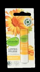 Alverde  Naturkosmetik Lippenpflege Bio-Calendula pomadka pielęgnująca bio nagietek