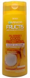 Garnier FructisOil Repair 3 Coco Frizz Control kräftigendes Shampoo szampon wygładzający