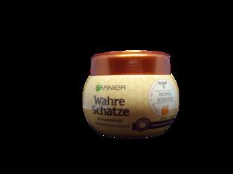 Garnier Wahre Schätze Gehaimnisse Honig maska miodowa do włosów