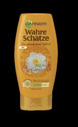 Garnier Wahre Schätze Spülung Argan und Camelia Öl odżywka do włosów olej arganowy i kamelia