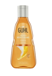 Guhl Intensiv Kräftigung Shampoo szampon do włosów piwny