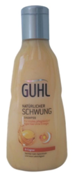 Guhl Natürlicher Schwung Shampoo szampn wzmacniający koniak