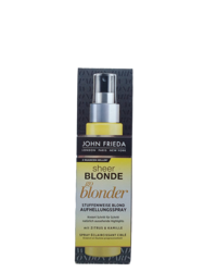John Frieda Aufhellungsspray Sheer Blonde Go Blonde spray rozjaśniający do włosów blond