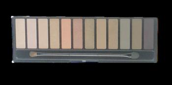 Manhattan Cosmetics Eyemazing Eye Contouring Palette 002 Nude Paleta cieni nr 002 nude