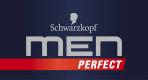 Schwarzkopf Men Perfect  Anti Grau Tonungs gel odsiwiacz  w żelu naturalna czerń nr 90