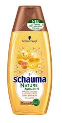 Schwarzkopf Schauma Nature Moments Shampoo Nature Moments Honig Elixir & Kaktusfeigenöl szampon miód i kaktus