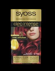 Syoss Oleo Intense Coloration Helles Rot 5-92 farba z olejkami jasna czerwień