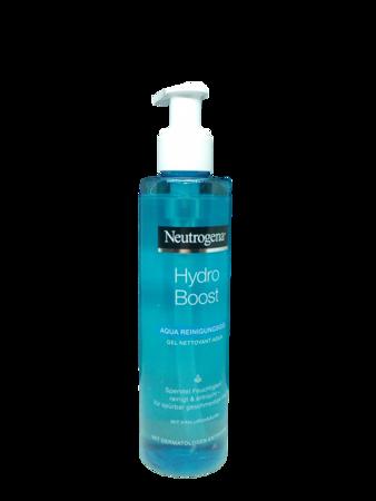 Neutrogena Hydro Boost Aqua Reinigungsgel oczyszczający żel do twarzy