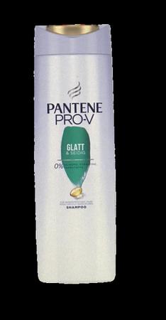 Pantene Pro-V Glatt & Seidig Shampoo szampon do włosów