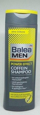 Balea Men Shampoo Coffein power effect szampon dla mężczyzn