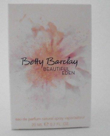 Betty Barclay Beautiful Eden Eau de Parfum woda perfumowana 20 ml