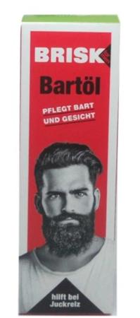 Brisk for Men Bartöl olejek do twarzy i brody