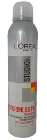 Loreal Studio spray do stylizacji włosów 8 z 9