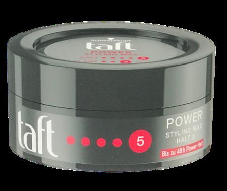 Taft Power Wax wosk do włosów