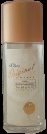 s.Oliver Deo Naturalspray Original womam dezodorant do ciała